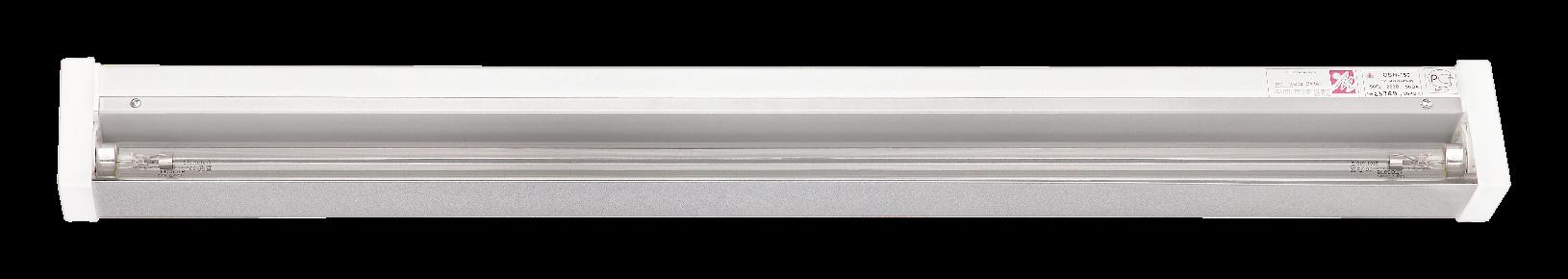 Бактерицидный настенный облучатель ОБН 150 с экраном (одноламповый)