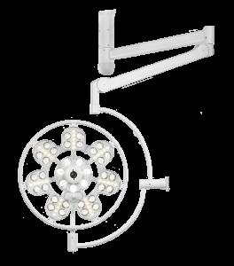 Светильник операционный потолочный светодиодный ЭМАЛЕД 500