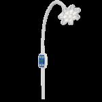 Светильник смотровой настольный на струбцине/настенный «ЭМАЛЕД 100W»