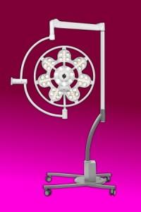 Светильник диагностический хирургический передвижной