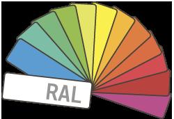 Выбор цветового решения светильника