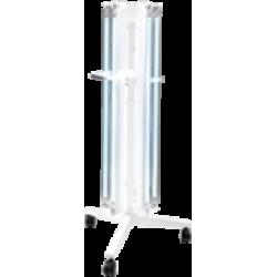 Бактерицидный облучатель ОБПЕ-450 шестиламповый передвижной