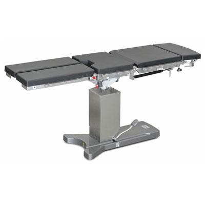 Медицинский операционный стол ОК ГАММА 101.301 с механическим встроенным почечным валиком