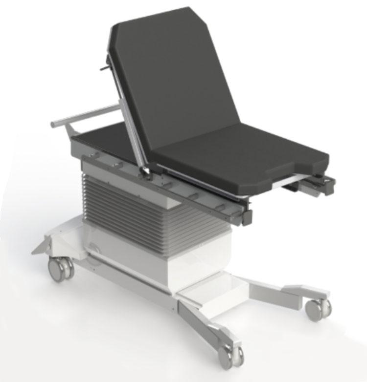 Хирургический стол (кресло) для ангиографической операционной Медин-Сафис-03