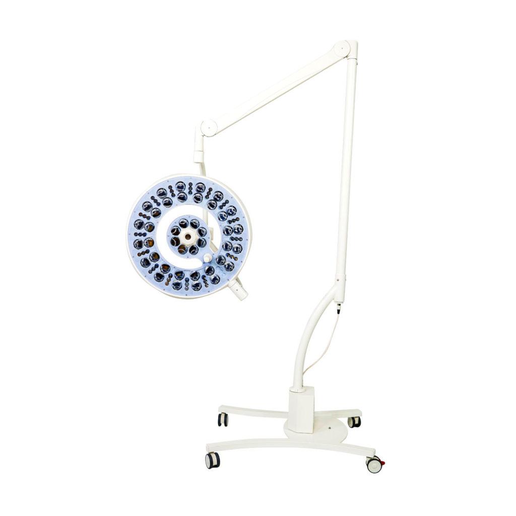 Светильник хирургический передвижной ЭМАЛЕД 602п с видеокамерой