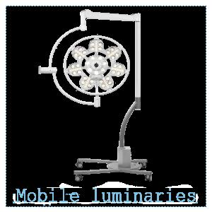 Mobile luminaries