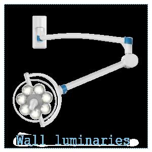 Wall luminaries