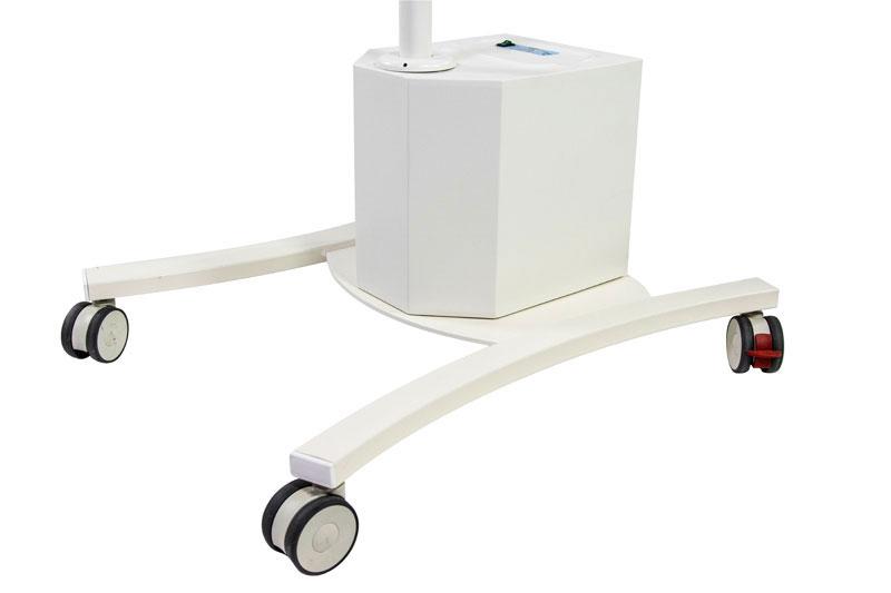 Светильник медицинский передвижной ЭМАЛЕД 602п с аварийным питанием