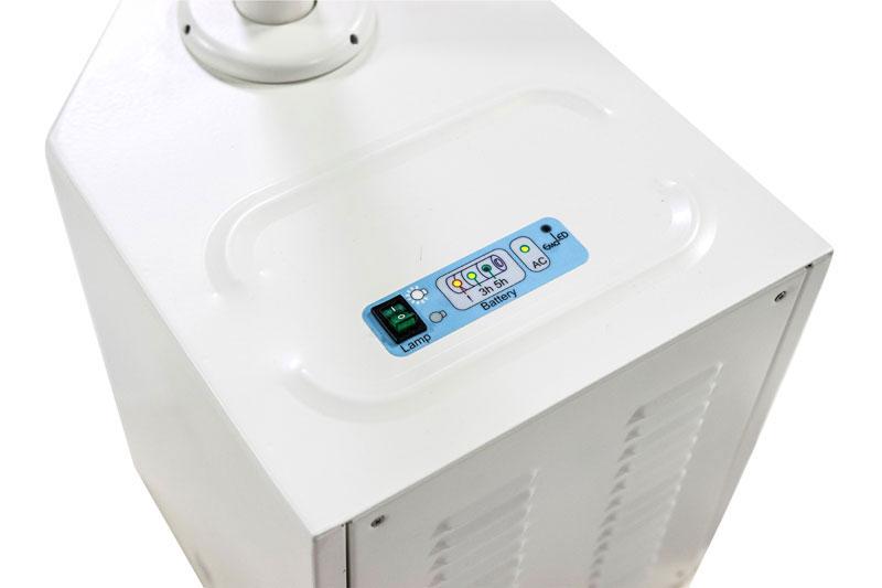 Источник бесперебойного аварийного питания для медицинского передвижного светильника ЭМАЛЕД 602п