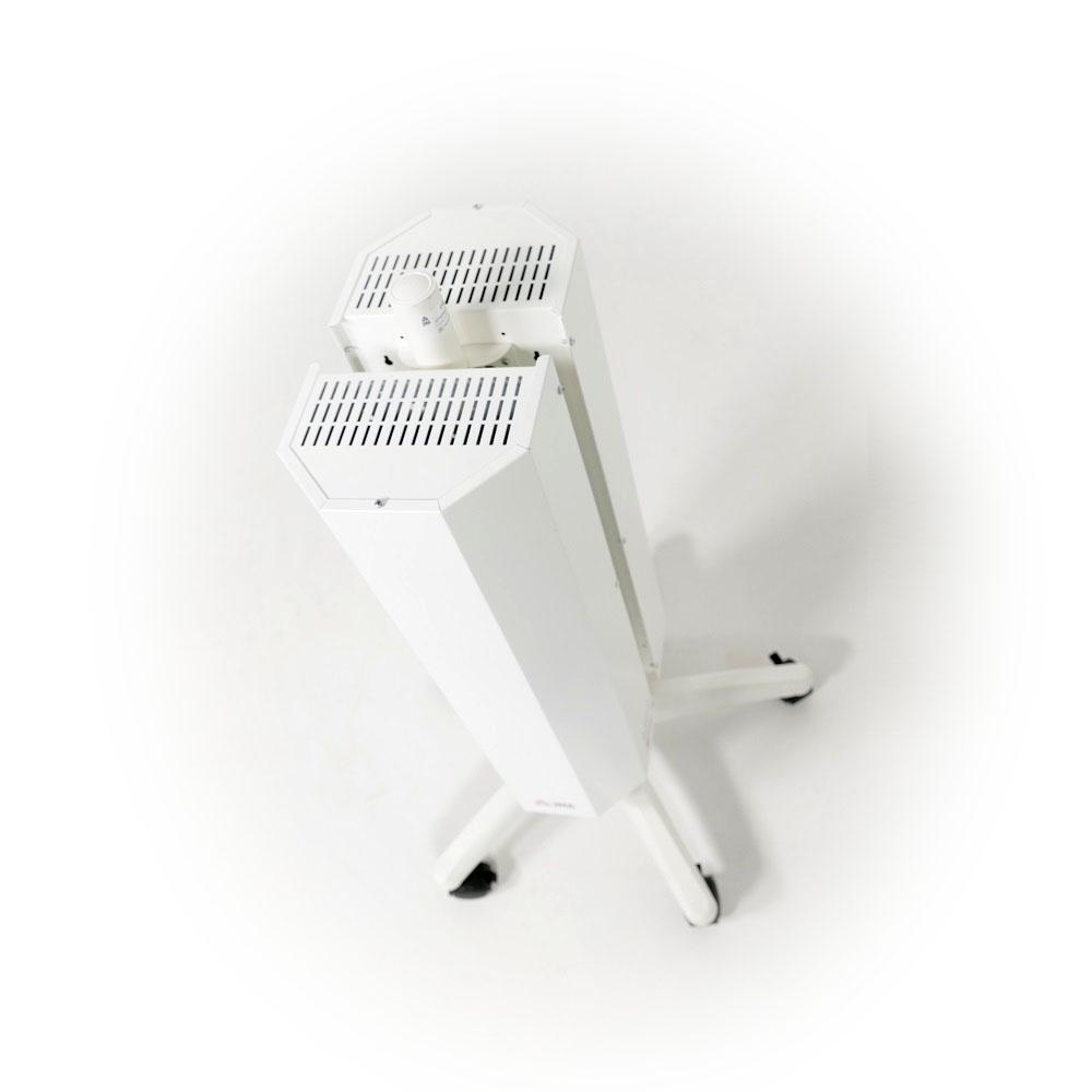 Рециркулятор бактерицидный передвижной РБм 4Х15 + 2Х15 (170 куб.м/час)