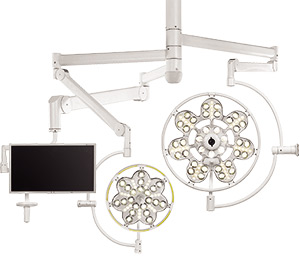 EMALED – innovations in operating lighting