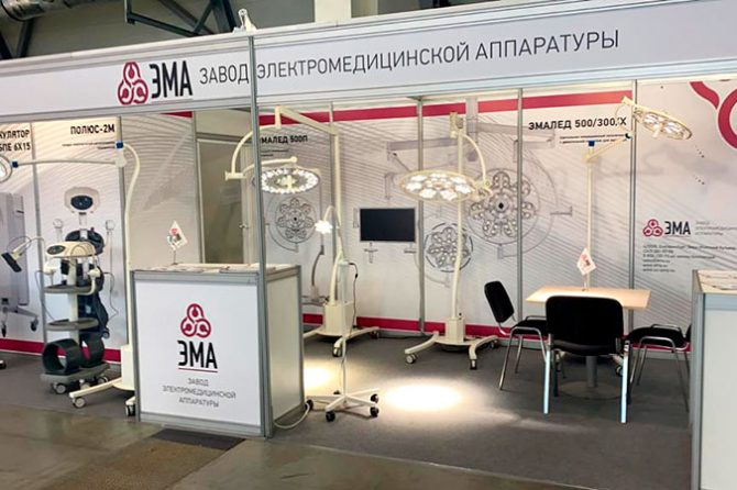 We are the official partner and participant of the Innoprom 2021 exhibition